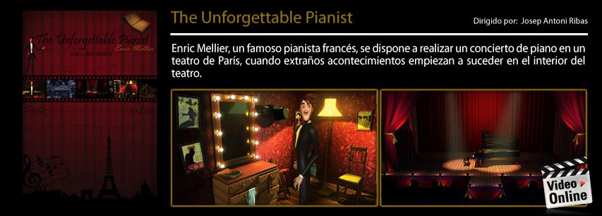 El inolvidable`pianista