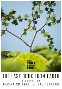 463-poster_The Last Book from Earth